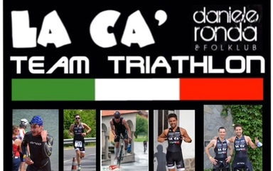 Agriturismo La Cà Team Triathlon