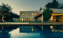 Villa above the Lake Garda